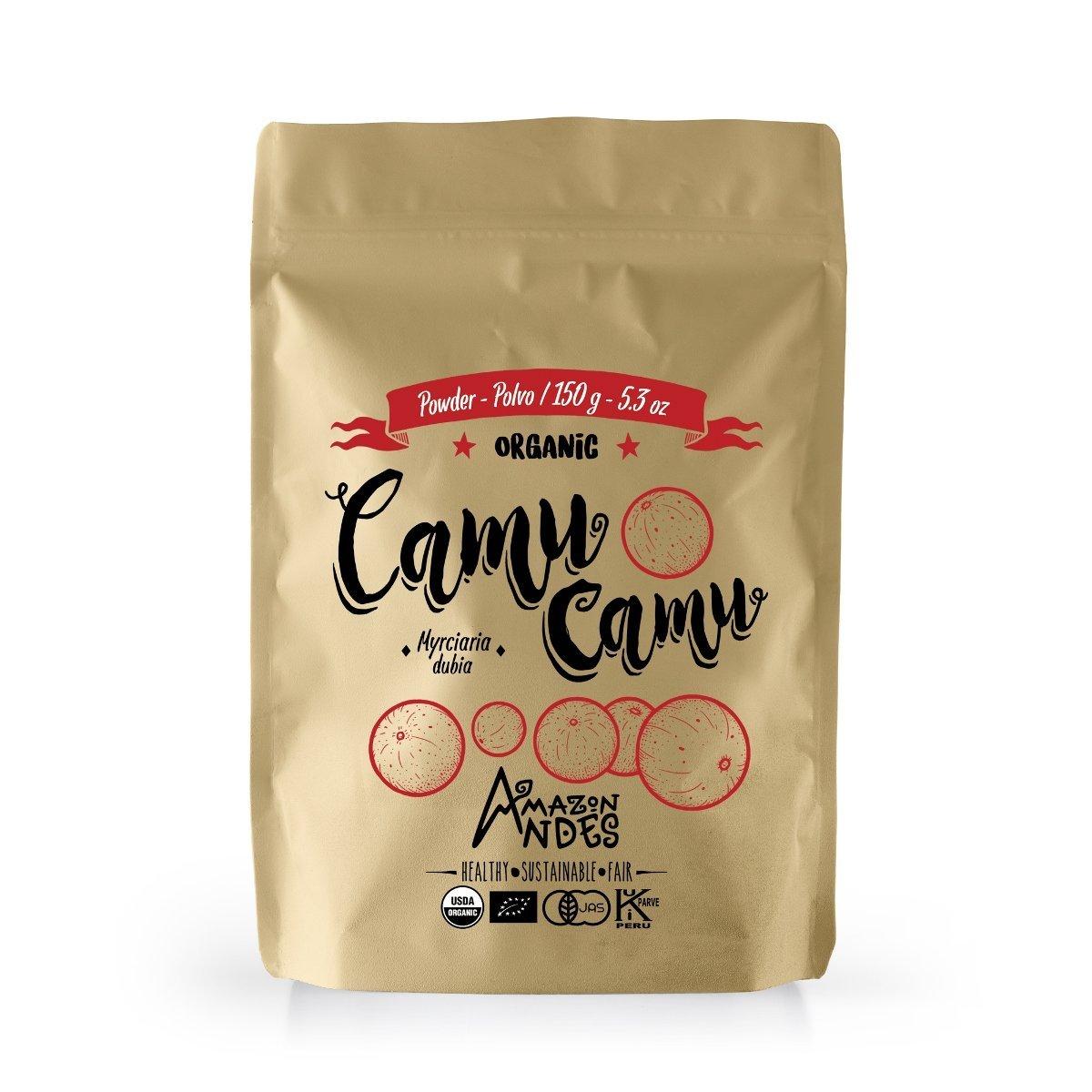 Camu camu powder dosage