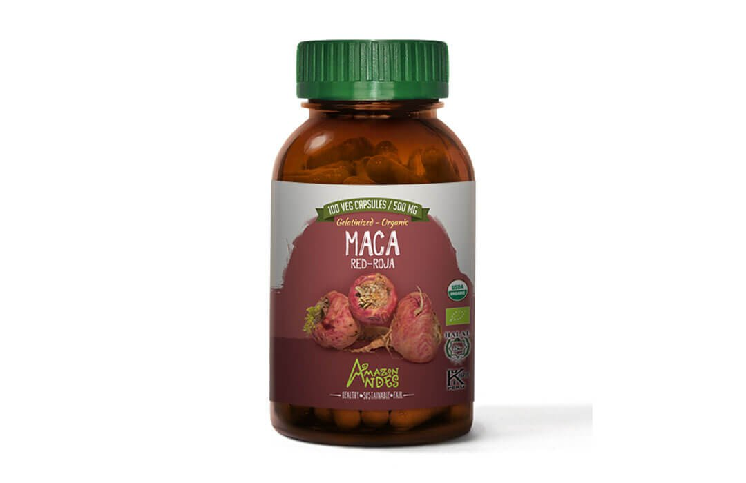 red maca capsules