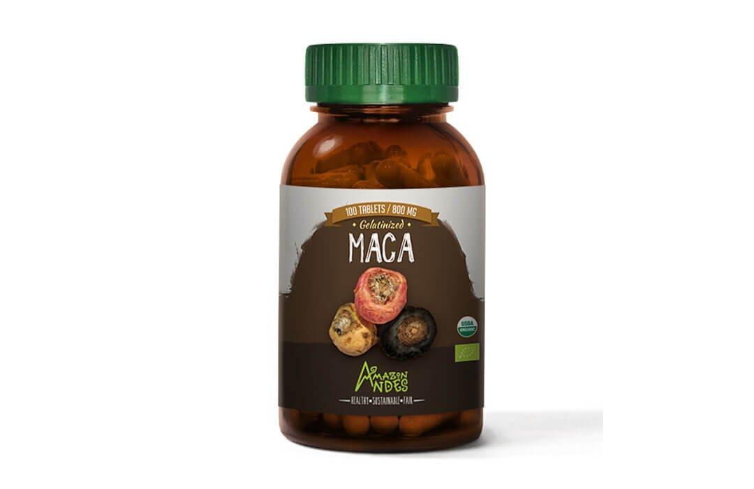 maca tablets